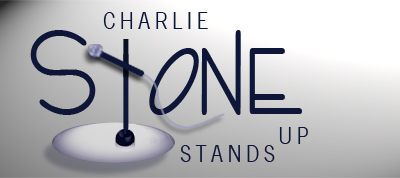 Charlie Stone Stand Up Comedian